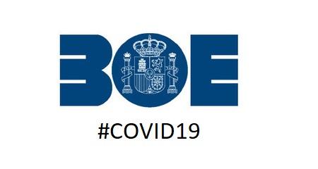 COVID-19. Publicada en el BOE la norma que prohíbe ir al trabajo a ...
