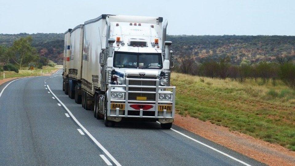 Camiones descanso pausa coronavirus