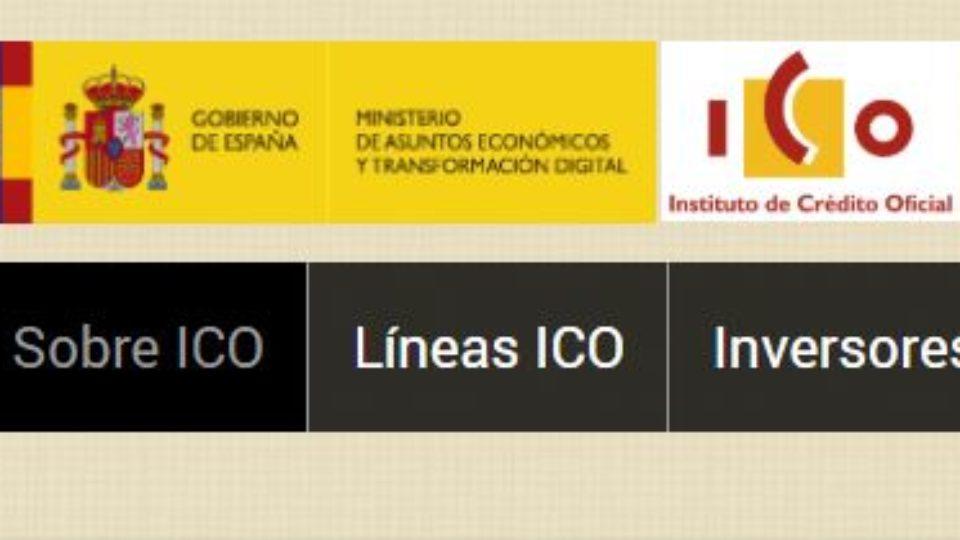 ICO avales prestamos covid-19 @Asec Asesoría