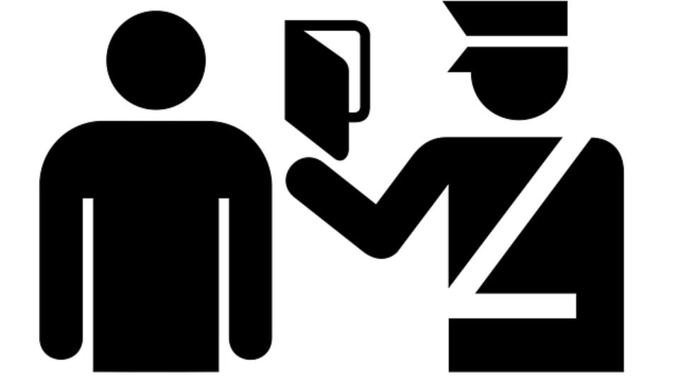 Policia autorizacion trabajo covid-19