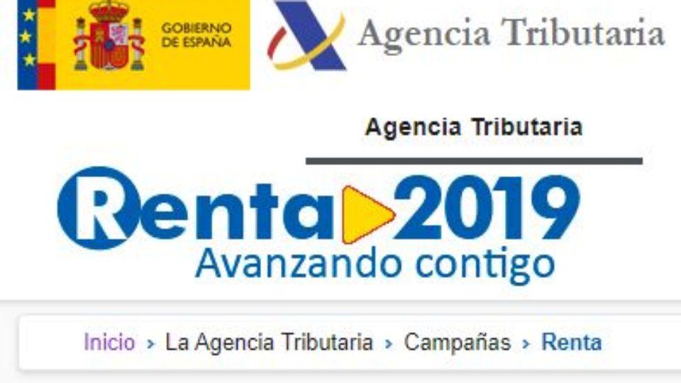 Renta 2019 Covid19 @Asec Asesoria