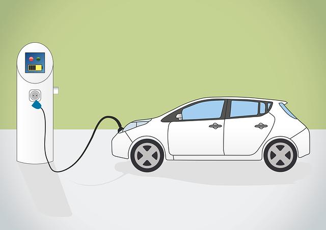 Ayudas para coches electricos empresas y autónomos