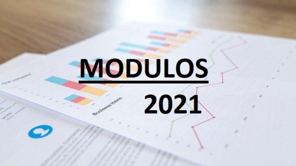 MODULOS-2021